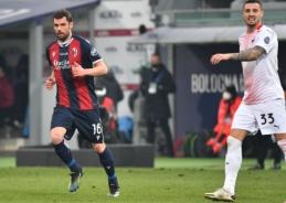 """""""Milan"""" nesunkiai susidorojo su """"Bologna"""""""