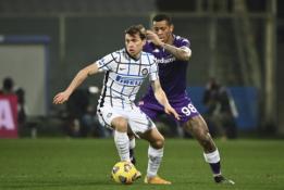 """""""Inter"""" susidorojo su """"Fiorentina"""""""