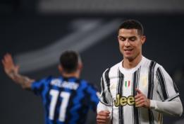 A. Cassano: po velnių, savanaudis C. Ronaldo neleidžia kitiems žaidėjams pelnyti įvarčių