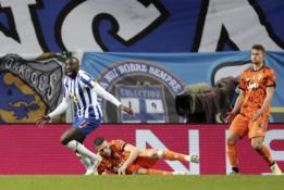 """""""Juventus"""" iš Portugalijos grįžta su pralaimėjimu, BVB šventė pergalę Ispanijoje"""