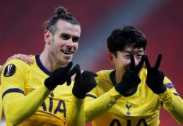 """H-M. Sonas: """"Man labai patinka žaisti kartu su Bale'u"""""""