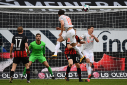 """Bayern"" Vokietijoje nusileido ""Eintracht"""