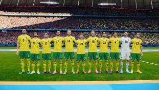Lietuviai triuškinamais pralaimėjimais baigė pasirodymą UEFA eEuro čempionate