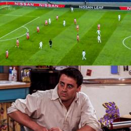 """Atletico"" gynybinė siena ir taktika 6-3-1"
