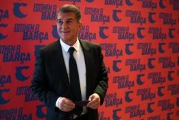 """J. Laporta surado pagrindinį kandidatą užimti """"Barcos"""" trenerio postą"""