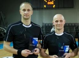Lietuvos teisėjai vadovaus Europos futsal čempionato atrankos rungtynėms