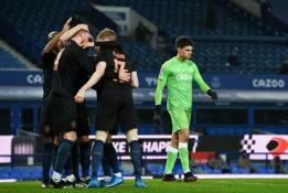 """Rimto iššūkio sulaukusi """"Man City"""" ekipa žengė į FA taurės pusfinalį"""