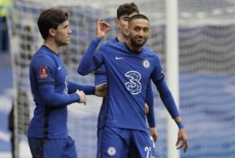 """H. Ziyechas meldžia """"Chelsea"""" išleisti jį į Italiją"""
