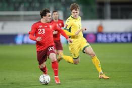 Pasaulio čempionato atrankos starte lietuviai patyrė minimalų pralaimėjimą