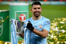 "S. Aguero po sezono paliks ""Man City"""