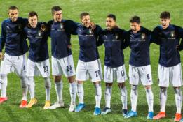Po rungtynių prieš lietuvius – koronaviruso atvejai Italijos rinktinėje
