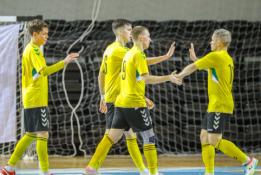 Paaiškėjo Futsal LFF taurės finalo dalyviai