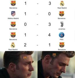 """Šį sezoną """"Barcelona"""" pralaimi kone visas svarbiausias rungtynes"""