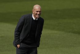 """Z. Zidane'as ruošiasi trauktis iš """"Real"""""""