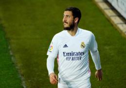 """E. Hazardas džiaugiasi C. Ancelotti atvykimu į """"Real"""""""