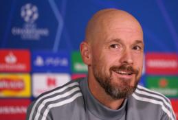 "Su ""Tottenham"" sietas E. ten Hagas pratęsė sutartį su ""Ajax"""
