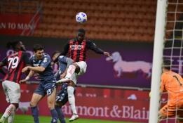 """""""AC Milan"""" iškovojo svarbią pergalę Italijoje"""