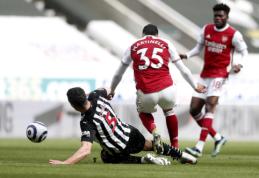 """""""Arsenal"""" išvykoje palaužė """"Newcastle"""" ekipą"""