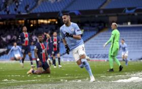 """""""Man City"""" pirmą kartą istorijoje žengė į Čempionų lygos finalą"""
