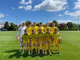 Lietuvos vaikinų U-16 rinktinė turnyrą Kroatijoje pradėjo lygiosiomis