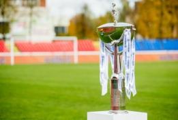 Ištraukti LFF taurės pirmojo etapo burtai