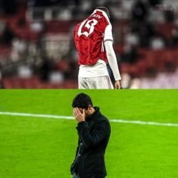 """""""Arsenal"""" greičiausiai liks be kovų Europoje pirmą kartą nuo 1995–1996 m. sezono"""
