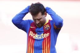 "Oficialu: L. Messi palieka ""Barcelona"""