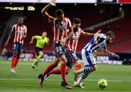 """Atletico"" priartėjo prie ""La Liga"" čempionų titulo"