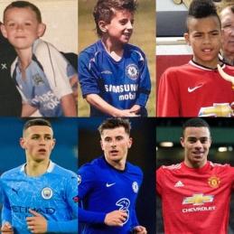 Klubų išugdyti jaunieji talentai