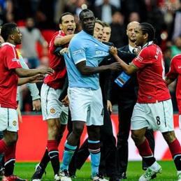 """Nuo A. Fergusono pasitraukimo """"Man City"""" visada buvo aukščiau už """"Man Utd"""" """"Premier"""" lygoje"""