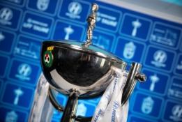 LFF taurė: kovoje dėl trofėjaus liko keturi pretendentai
