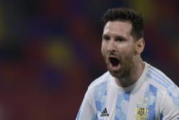 """Copa America"": L. Messi šou leido sutriuškinti Ekvadorą"