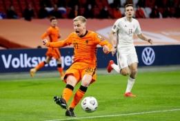 D. van de Beekas praleis Europos čempionatą