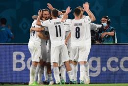 Italai Europos čempionatą pradėjo užtikrinta pergale prieš turkus