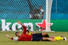 L. Enrique: A. Morata yra puikus žaidėjas, o pralaimėjimo priežastys aiškios