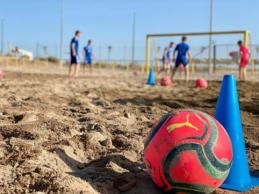 Lietuvos paplūdimio rinktinė pradeda atranką į pasaulio čempionatą