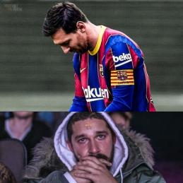 Po 9 dienų L. Messi taps laisvuoju agentu