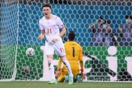 Šveicarai iš EURO 2020 eliminavo pasaulio čempionus