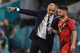 """R. Martinezas apie savo ateitį Belgijos rinktinėje: """"Sunku pasakyti, kaip bus"""""""