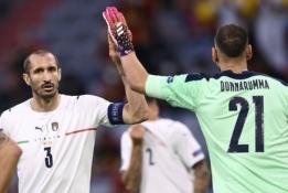 """G. Chiellini dar metams turėtų likti """"Juventus"""" gretose"""