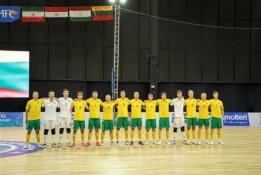 Kontinentinės taurės turnyrą lietuviai baigė pergale