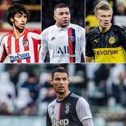 Jaunųjų talentų idealas – C. Ronaldo