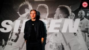 """""""AC Milan"""" gretose neįsitvirtinęs Norvegijos talentas keliasi į Frankfurto """"Eintracht"""""""