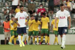 """""""Tottenham"""" kovą dėl vietos Konferencijų lygoje pradėjo pralaimėjimu"""