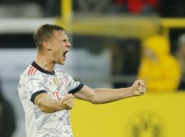 """Spekuliacijos baigtos: J. Kimmichas pasirašė naują kontraktą su """"Bayern"""""""