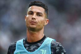 C. Ronaldo atsisveikino su komandos draugais