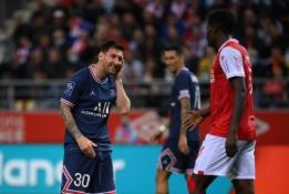 L. Messi debiutas Prancūzijoje pažymėtas K. Mbappe dubliu ir PSG pergale