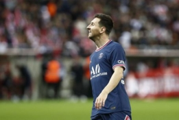 Geriausi FIFA 22 žaidėjai: L. Messi lenkia C. Ronaldo