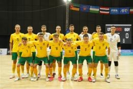 Penkios priežastys, kodėl būtina vystyti futsalą Lietuvoje