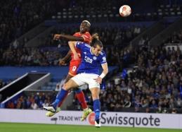 """EL: Dviejų įvarčių deficitą panaikinusi """"Napoli"""" ekipa iš Anglijos grįžta su tašku"""